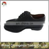 Military Leather Officer Shoes