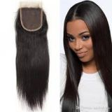 Jerry Loose Weave Curl Toupee Silky Straight