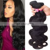 Wholesale brazilian hair crochet braid hair straight wave real brazilian hair