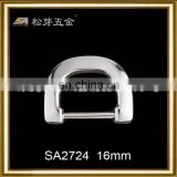 Customized new products alloy metal spring ring clasp