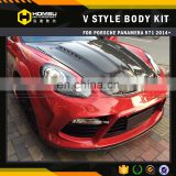 full body kit Position For panamera 971 MY Style Body Kit 2014 2015 2016