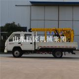 Small portable geological investigation soil and rock sample core drilling rig machine