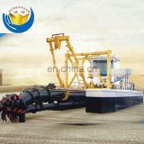 New Hydraulic Suction Cutter Dredger/River Sand Cleaning Machine/Sand Dredge Boat For Sale