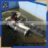 Lightweight small portable gold dredge manufacturer with special price