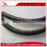 Black Rubber Cloth Gasoline Rubber Hydraulic Tube
