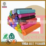 Eco Friendly fitness mats, custom print eco yoga mats,earthing yoga mat,Yoga Mat manufacturers