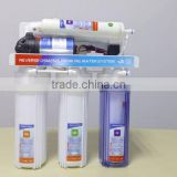 China Direct drinking ro water filter machine with uv light