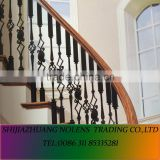 Factory Price Spiral Staircase Wrought Iron Spiral staircase railing