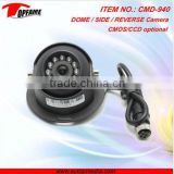 CMD-940 China factory ir truck side view camera for truck /mini bus /school bus