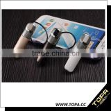 Shenzhen factory wholesale New wireless stereo bluetooth headset in ear-hook for Samsung