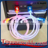 Bulk Buy From China New Design Data Cable With Led Light