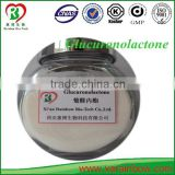 China Supplier white crystal Glucuronolactone acetonide 20513-98-8 for medical intermediate