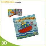 Wholesale Educational Toy Kids Soft Book