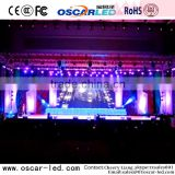 indoor die case rental curtain decoration screen hd p6 smd matrix flexible video led display