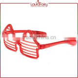 Laura Fairy Fashionable Lovely Red House Shaped Window Blind Party Sunglasses