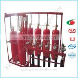 automatic fm200 cylinder suppression fire extinguishing system