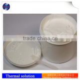 Thermal grease for solar water heating collectors good stability