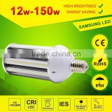 High quality LED corn light. 120W beam angle, 360 degree, IP64 waterproof led corn light outdoor street and garden