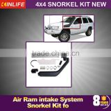Air Ram Intake System Snorkel Kit for 1993-1998 Jeep Grand Cherokee 4x4 Off Road