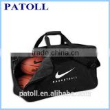 Wholesale cheap drawstring basketball carrying bag, gym drawstring bags
