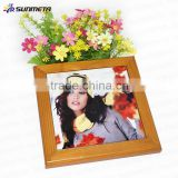 Sunmeta interior tiles blank sublimation tiles 152*152mm for photo frame SCY03                                                                         Quality Choice