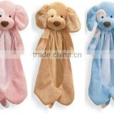 plush animal baby clothes/ soft dog clothes