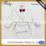 Multifunctional toddler tuxedo suit made in China