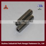 stainless steel hexagon head socket brass aluminum ball bearing set screw