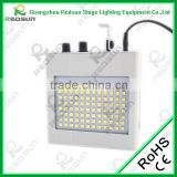 pistas de leds RGB DMX Manual Square led strobe light 20W luces dj lighting light disco teste mobili led para fiestas pistas dj