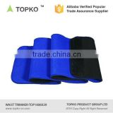 TOPKO Exercise Fitness Accessories Weight Loss Custom Neoprene Waist Trimmer Belt