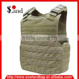 Tactical 500D Cordura material Brown Color Bulletproof Vest                                                                         Quality Choice