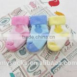hot new products for 2015 cartoon new born baby cute terry socks