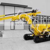 HD100 Hot sales Rock blasting drillin rig for quarry,gold,copper mining