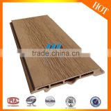 pvc wood plastic composite exterior wall panel wpc cladding