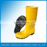 Safety Shoes PVC boots Economy PVC Boots 66710                                                                                                         Supplier's Choice