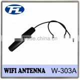 (Factory) External adhesive mount Wifi 2.4GHz patch antenna for Wifi communications