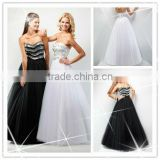 New Designer Sweetheart Ball Gown Beaded Satin Quinceanera Dresses Prom Gowns P1631