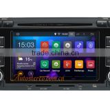 Android 4.4.4 car Double din dvd player for Audi A3/S3/RS3 Car video player GPS Navigation