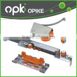 OPK Hot Sale Slow Motion Furniture Sliding Aluminum Door Roller