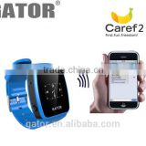 smart wrist shenzhen navigation smart watch gps mobile phone