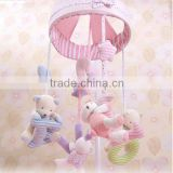 Baby Bed Music Bell Rotate Bed Chime Baby Souptoy