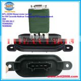 7E0 959 263 C 7E0959263C 7E0959263 Heater Blower Resistor for VW Caravelle Multivan Transporter T5/Touareg/Amarok 4 PIN