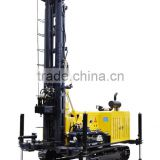0~300m multifunctional borehole water well drill equipment,used truck mounted water well drilling rig