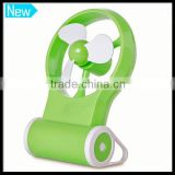 Newest Usb Mini Rechargeable Standing Battery Operated Fan
