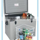 DC12V AC220/240V compressor solar portable freezer,solar car protable fridge ,solar refrigerator