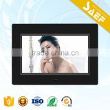 7 inch Digital Photo Frame with digital photo frame 7 inch with remote control singing photo frame
