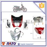 High performance motorcycle body kits front panel