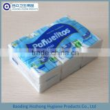Hight Quality Perfumed Pocket Pack Facial Tissue