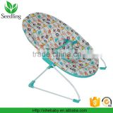 seedling brand Newborn-to-Toddler baby rocker, toys baby rocking chair, safe baby bouncer