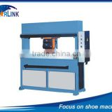 Hot Saled SLM-1-04 Wenzhou Starlink 25T Hydraulic Swing Head Rubber Slippers And Sole Cutting Machine